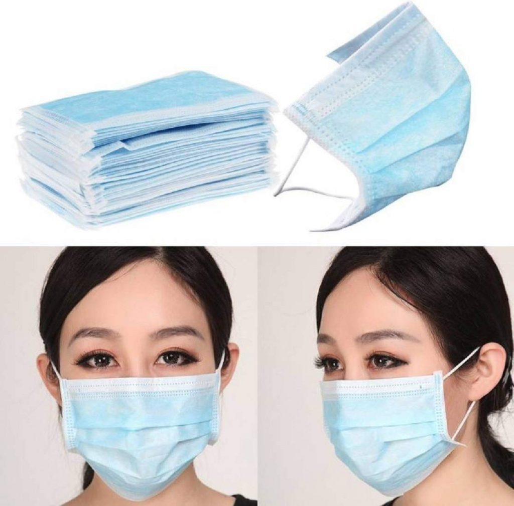 Surgeon General mask or surgical mask